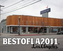 Blueprint featured in this months Best of LA as the place for home office decor`.